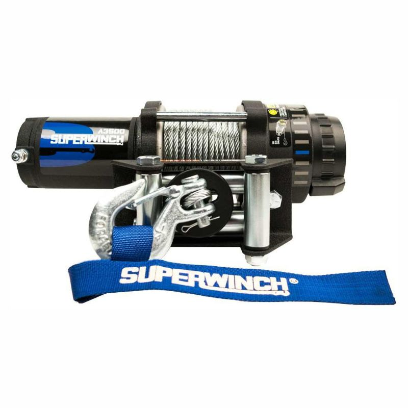 GUINCHO ELÉTRICO SUPERWINCH ATV A3500