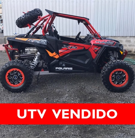 Polaris RZR 1000 turbo - UTV Offroad