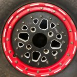 Vendo 5 Rodas DWT modelo Sector 0 Roda 14 para Can Am