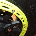 Kit Beadlock Aro 14″ modelo V-50( valor de 4 kits)