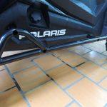 Estribo lateral (rockslider) Polaris 900 RZR S e 1000 XP ( o par)