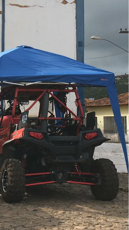 BARRAS TRASEIRAS HEADRACING USADAS – POLARIS 900 XP4