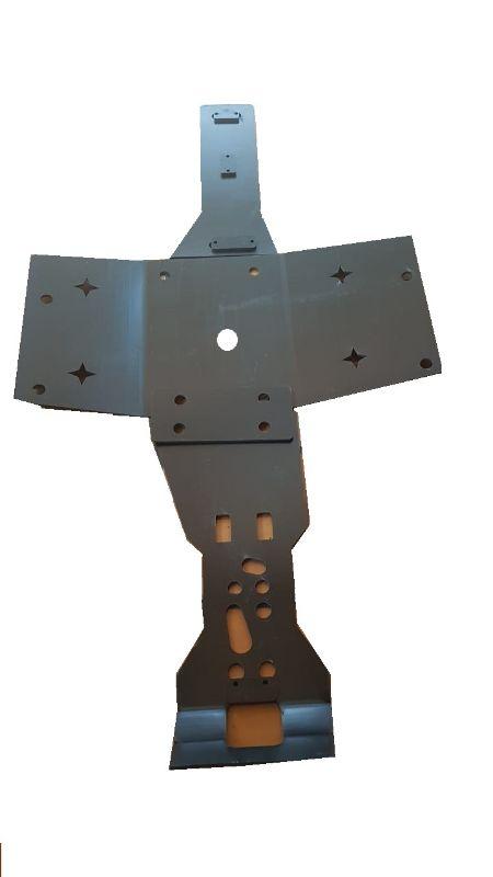 Skid Plate (proteção inferior ) para Polaris Sportman 570