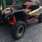 Can-am Maverick x3 XRS turbo 154 hp 2017