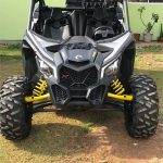 Maverick X3 120 hp 1000 turbo