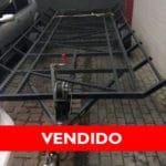 CARRETA DE TRANSPORTE PARA 2 UTVs – À VISTA >> R$ 12.000,00 << APROVEITEM!
