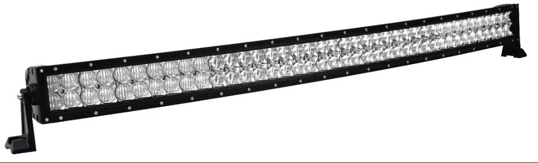BARRA LED CURVA 400W 42 CREE LEDS