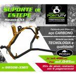 SUPORTE DE ESPETE PARA MAVERICK X 3