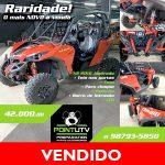 MAVERICK X2 ASPIRADO – VENDIDO!!!!!!