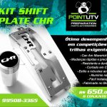 KIT SHIFT PLATE CHR – CAM AM MAVERICK X3