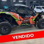 MAVERICK X3 172HP – EXCELENTE  UTV – VENDIDO!!!