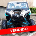 CAN-AM MAVERICK XDS –  CÓDIGO POINT/GP07 – VENDIDO!