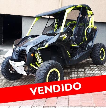 CAN-AM MAVERICK XDS – CÓDIGO POINT/GP03 – VENDIDO!