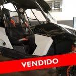 UTV MAVERICK X2 1000 R – SUPER CONSERVADO!